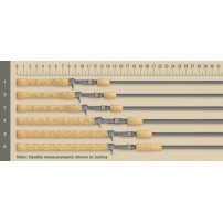 Avid Casting Rod 259см 7-21гр удилище St.Cr...