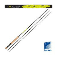Diamond Fly кл.5/6 2.70 2156 удилище Salmo