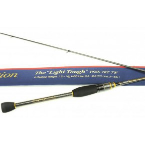 Poseidon Salty Sensation PSSS-78T Light Tough 2.34m 1.5-14gr удилище Ever Green - Фото