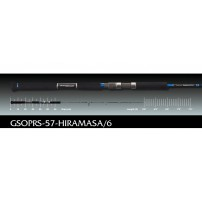 Paragio GSOPRS-57-Hiramasa/6 1.71m 120-230gr удилище Graphiteleader