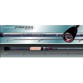 Finezza Nuovo Prototype 832 UL-T 2,52m 0,6-7gr удилище Graphiteleader - Фото