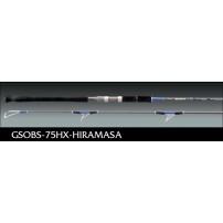 Barlette GSOBS-75HX HIRAMASA  2.24m 30-150gr удилище Graphiteleader