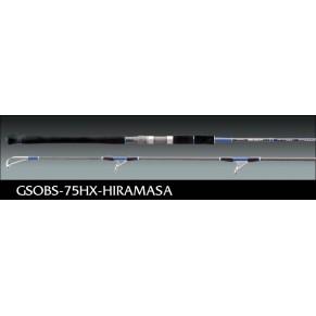 Barlette GSOBS-75HX HIRAMASA  2.24m 30-150gr удилище Graphiteleader - Фото